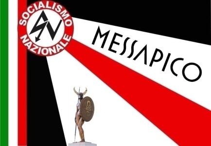 bandiera messapico