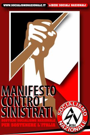 manifesto contro i sinistrati