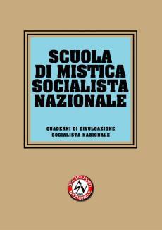 Quaderno 03. Scuola di Mistica Socialista Nazionale